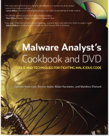 Malware Analyst's Cookbook and DVD