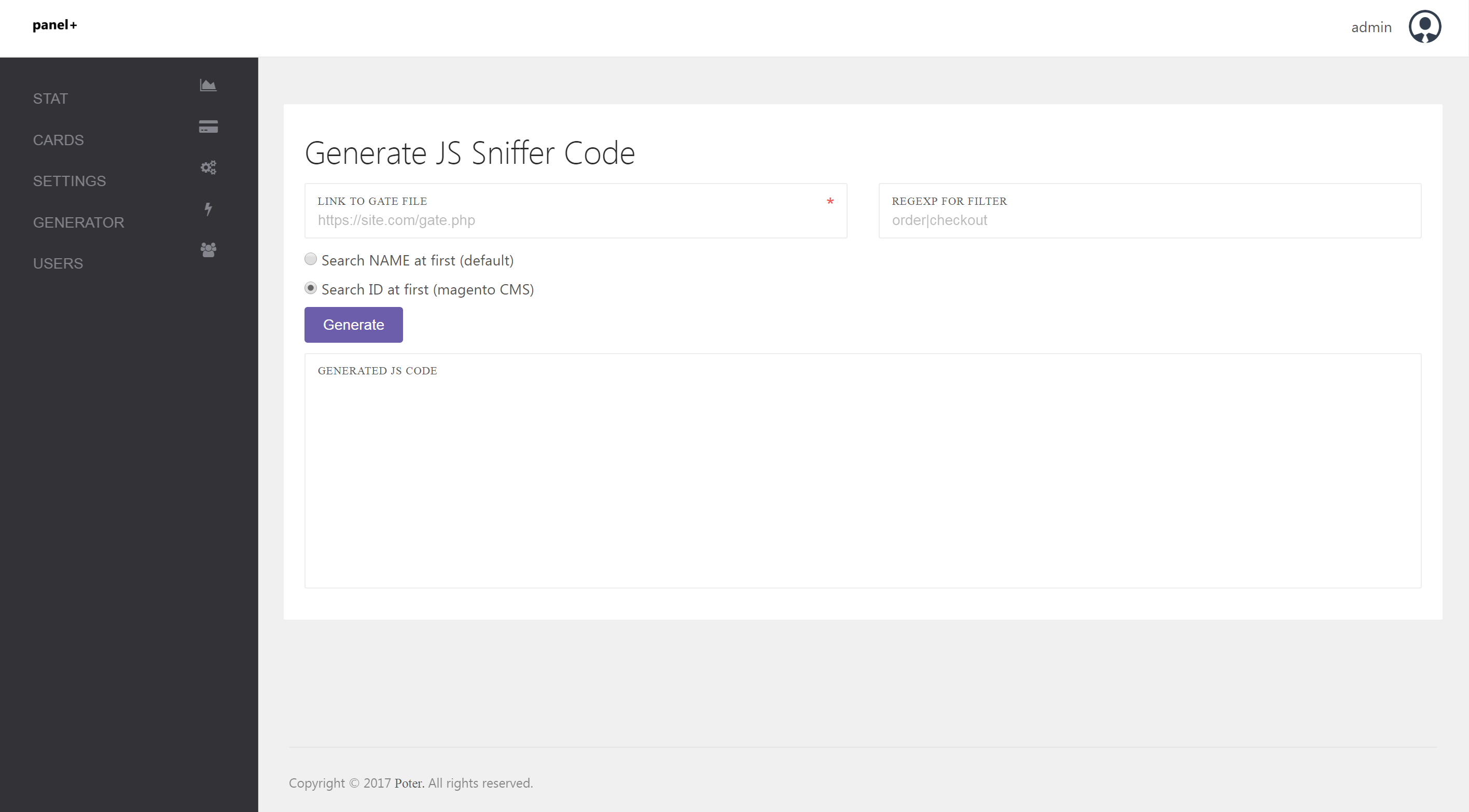 JS Sniffer: E-commerce Data Theft Made Easy | Volexity