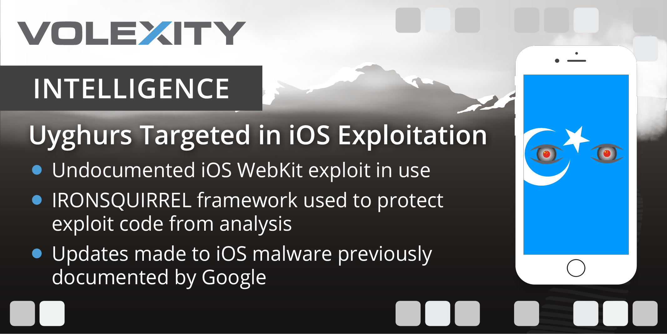 Evil Eye Threat Actor Resurfaces with iOS Exploit and Updated Implant